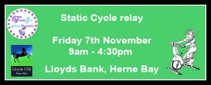 Lloyds Cycle Relay